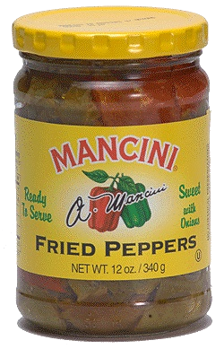 12/12oz Fried Peppers w/ Onions